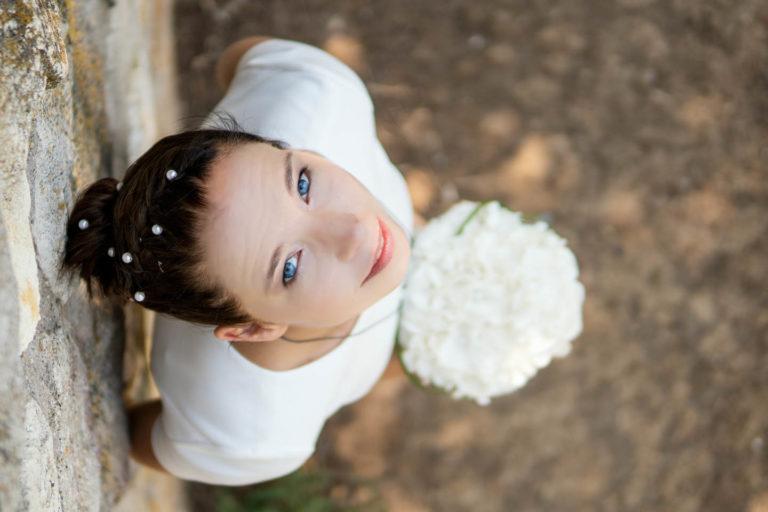 Hochzeitsfotograf | Braut Portrait