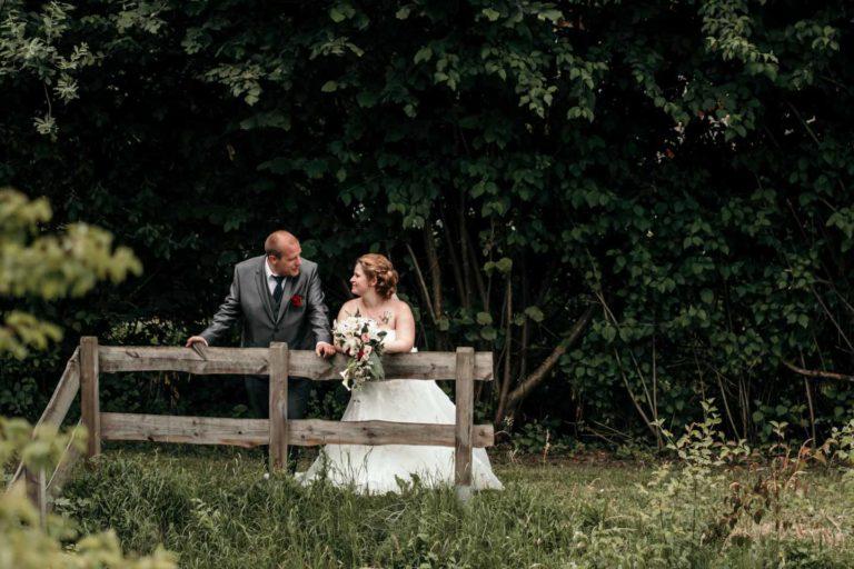 Hochzeitsfotograf | Brautpaar Portrait