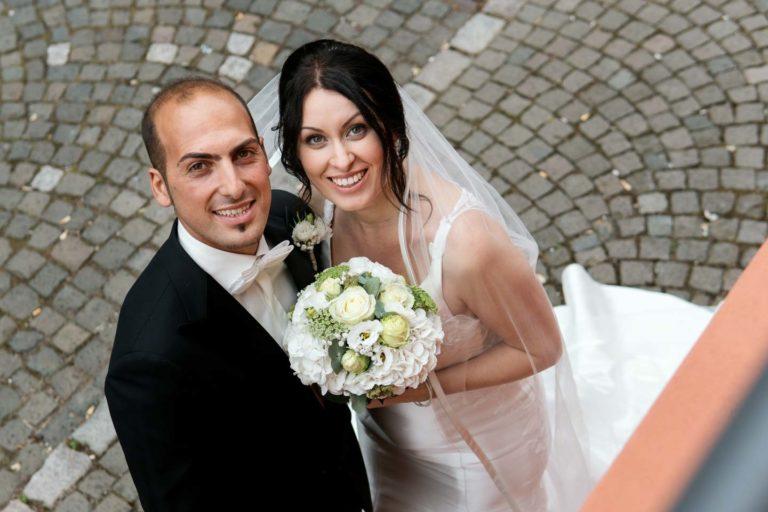Hochzeitsfotograf | Brautpaar Portrait in Kirchheim-Bolanden