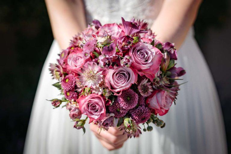Hochzeitsfotograf | Brautstrauß