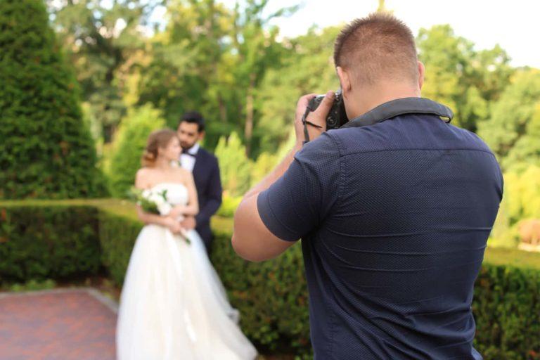 Hochzeitsfotograf | Markus Simmer bei der Arbeit